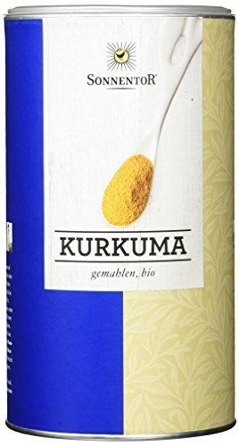 Sonnentor Kurkuma gemahlen Gastrodose bio, 1er Pack (1 x 550 g)