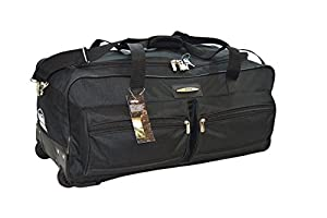 Jeep XXL Extra Large Wheeled Holdall Travel Bag
