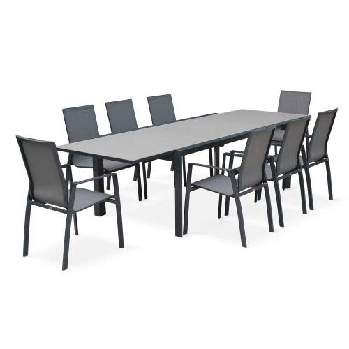 Salons jardin Table extensible