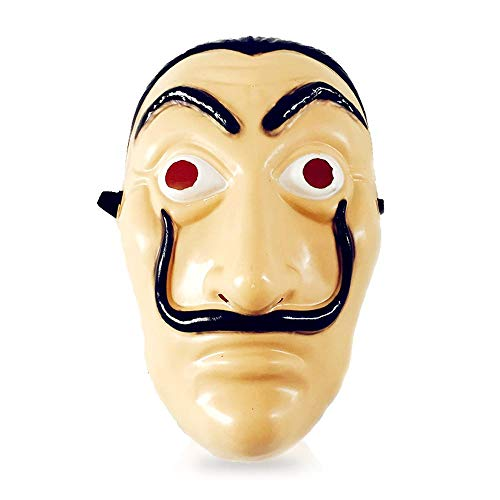Salvador Dali Gesichtsmaske - 2018 La Casa De -