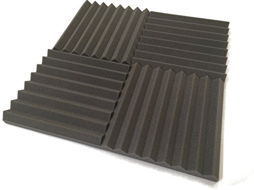 advanced-acoustics-lote-de-24-planchas-de-espuma-acustica-305-mm-060-nrc