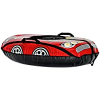 Trineos hinchable, Snow Tube Red Car 105*65 cm