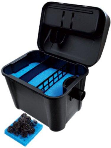 T.I.P. Teichaußenfilter TAF 5000 UV 7, UV-C 7 Watt, für Teiche bis zu 5.000 Liter - 2