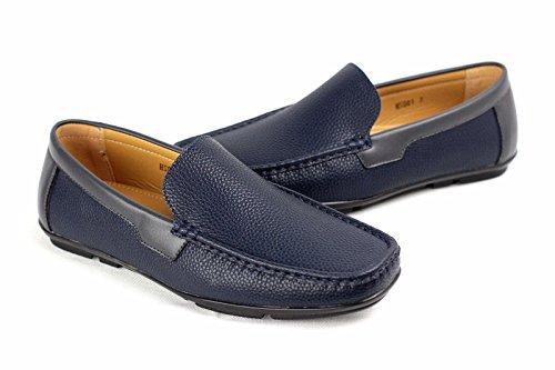 Pantofole Da Barca Da Uomo Sul Ponte Scarpe Casual Marine