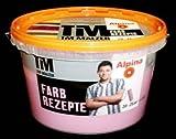 ALPINA Farbe Farbrezepte 2,5 L., Party Pink