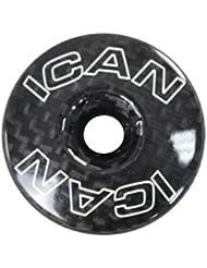 ICAN Super Light Top Cap Casque de carbone pour vélo de route/VTT