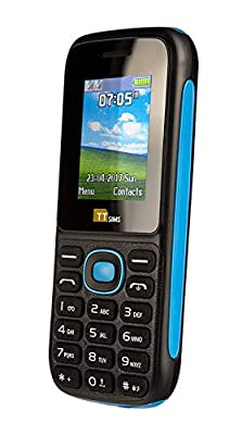TTsims TT120 Dual Sim Vodafone Pay As You Go Mobile Phone