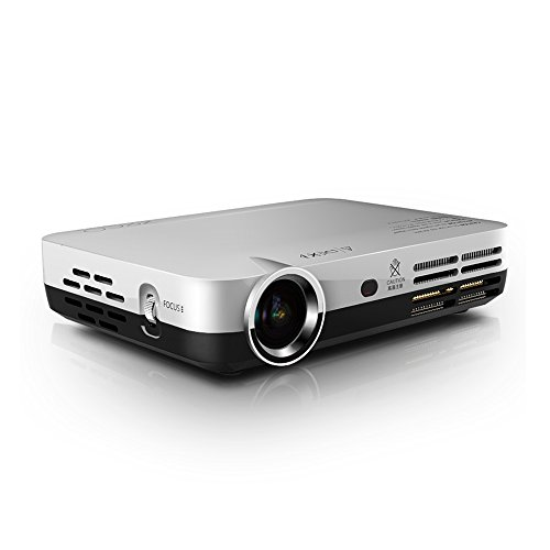 1080P Full HD Projecteur 3D Mini LED Projecteurs Accueil Vidéo HDMI Beamer 2000 Lumens Android Bluetooth Dual WIFI Multiple Interface