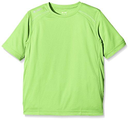 JAKO Damen T-Shirt Run, Hellgrün, 46-48, 6115