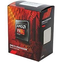 AMD FD837EWMHKBOX Prozessor schwarz