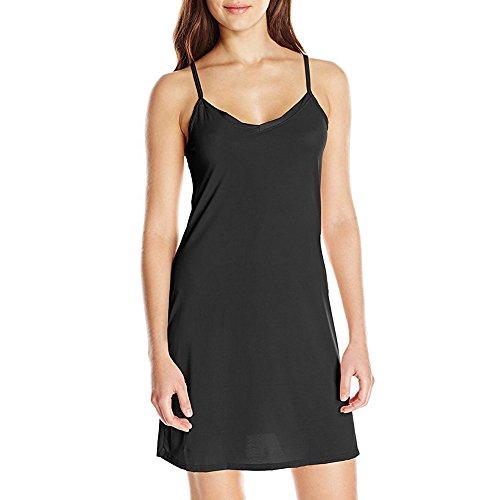 Feinny Sommer Mode der Frauen reizvolle Normallack-Sleeveless Schlauch-Oberseite Hüftetarnungs-Beiläufiges Minikleid/Weiß/S-2XL - Glamour Satin Brautkleid