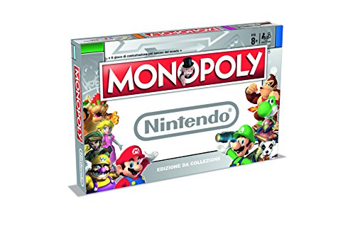 Hasbro The Box 232749 - Monopoly Nintendo