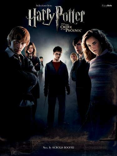 Harry Potter and the Order of the Phoenix: (Piano): All the Music from the Film Arranged for Piano, Voice and Guitar (Pvg Album Songbook)