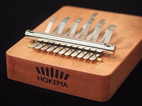 Kalimba Hokema–B11Melodie Daumen Piano wunderschönen Klang Made in Germany
