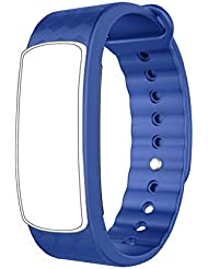 endubro Ersatzarmband Fitness Tracker i3HR | i7HR | Lintelek | Mpow | SUNUNITEC | CHEREEKI