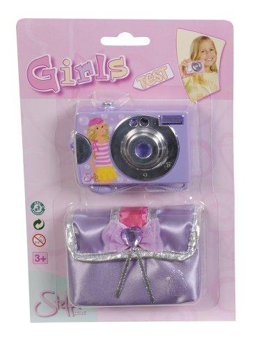 Simba 105567579 Seffi Love Girls - Cámara con Funda