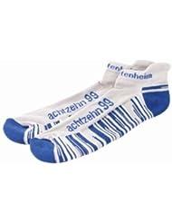 TSG 1899 Hoffenheim Sneakersocke / Socken Fanartikel