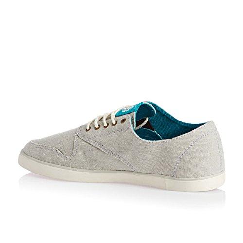 Topaz Schuh (light grey) Grey