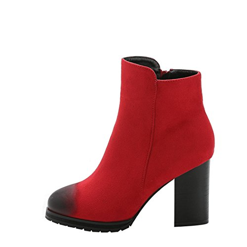 imayson-womens-fashion-down-suede-leather-high-heel-platform-toe-design-side-zipper-short-boots-uk-6