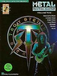 Heavy Metal Rhythm Guitar Volume 2