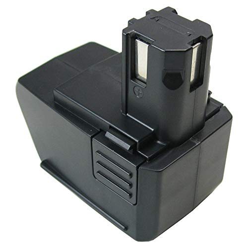 Trade-Shop, batteria Ni-MH da 9,6 V, 2000 mAh per avvitatore Hilti SF100, SF100A, SFB105, SB10, BD2000, sostituisce SBP10, 265605, 315078, 334584, SPB105