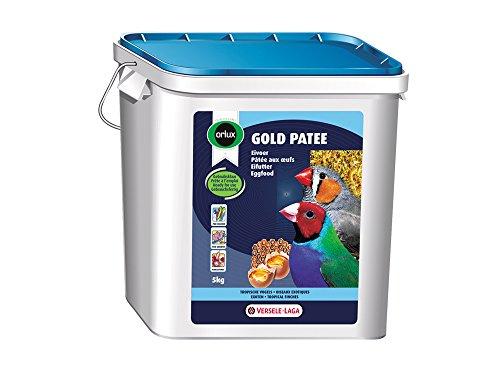 Nobby Orlux Gold patee Exoten, 1er Pack (1 x 5 kg)
