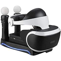 HUVE Estación de carga - PlayStation VR (PS4)