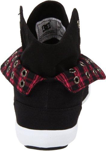 DC Shoes Shoes Sneaker Femmes HI actifs Schwarz