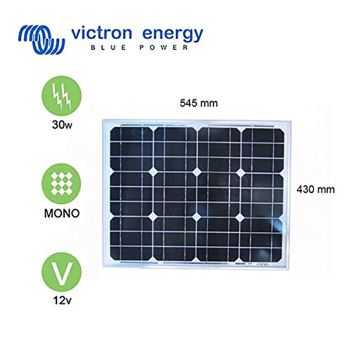 Solarmodul Monokristalline 30W Victron Energy 12V - 3