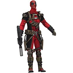 Sideshow Collectibles - Figura cómica Marvel Deadpool, Escala 1:6, Color Rojo y Negro (SS100178)