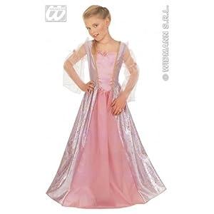 """Widmann 3794A - Vestido de princesa """"Barbara"""" para niños, tamaños 116 / 128cm"""