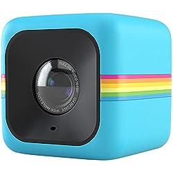 Polaroid Cube HD 1080 p - Caméra-vidéo d'action BLEU