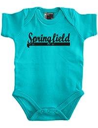 Springfield Babybody 56 - 80 div. Farben