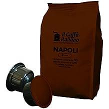 200 Cápsulas de Café compatibles Caffitaly - Mezcla Napoli - Il Caffè Italiano