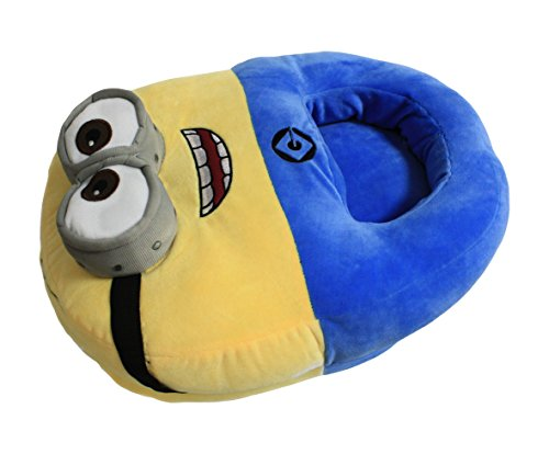Image of Despicable Me Minion Made Cuddly Foot Warmer