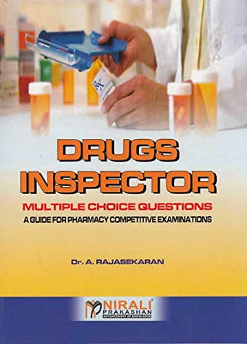 Drugs Inspector New edition