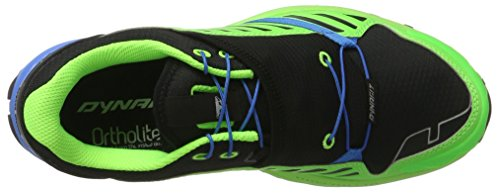 Dynafit Alpine Pro, Chaussures de Trail Homme Multicolore (Sparta Blue/cactus)