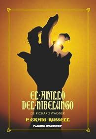 El anillo del Nibelungo par Philip Craig Russell