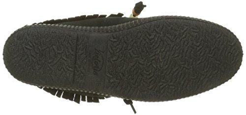 Victoria 1066100, Bottines Indiennes Femme Noir (Negro)