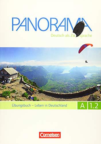 Panorama A1: Teilband 2 Leben in Deutschland: Übungsbuch DaZ mit Audio-CD