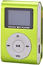 Crispy Stylish Mp3 Player Digital Sound With & USB Charger & Headphone For Exercise & Walking ( Multi Colour )