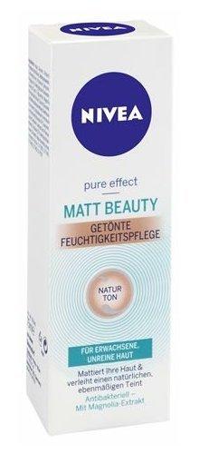Nivea pure effect Matt Beauty getönte Pflege, 75ml