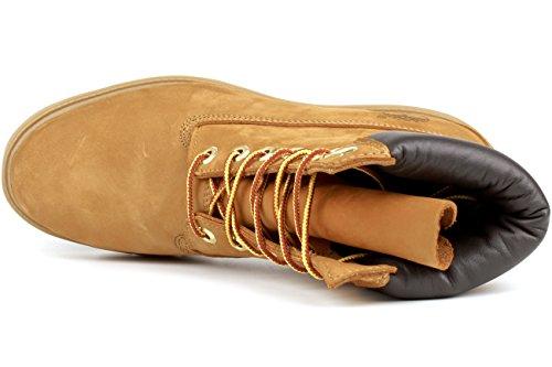 Timberland Mens 6 Inch Basic Nubuck Boots Blé