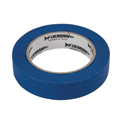 fixman-192584-uv-resistant-masking-tape-25-mm-x-50-m