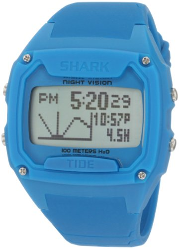 Freestyle Herren-Armbanduhr Shark Classic Tide Digital Kautschuk 101052 Freestyle Shark Uhr Männer
