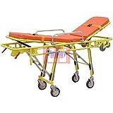 Emergencia médica automático de carga Ambulancia bastidor Amarillo cuerpo 191–013191-mayday
