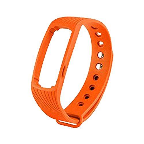 Galleria fotografica endubro braccialetto ricambio per tutti modelli ID107 HR   Willful SW321   CAMTOA ID107