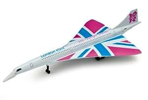 Corgi TY84005 London 2012 Great British Classics Concorde Fit the Box Die Cast Vehicle