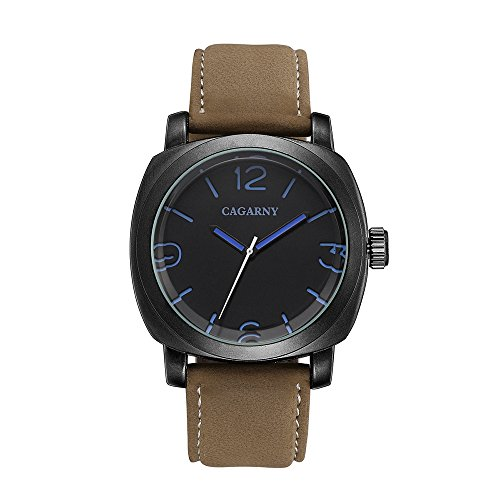Sheli-Large-Blue-Luminous-Hands-Analog-Quartz-Wrist-Watch-with-Tan-Leather-for-Men45mm