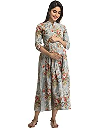 ANAYNA Women's Materinity Dress